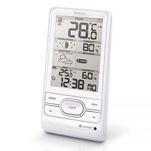 thermomètre intérieur extérieur avec sonde fil TOP 4 image 0 produit