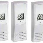 thermomètre intérieur extérieur avec sonde fil TOP 5 image 2 produit