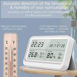 thermomètre intérieur extérieur design TOP 11 image 4 produit