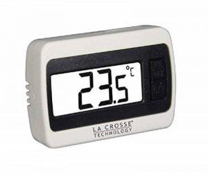 thermomètre intérieur extérieur design TOP 2 image 0 produit