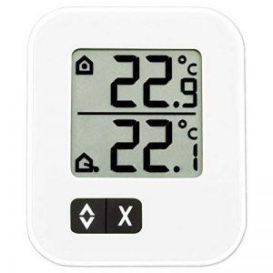 thermomètre intérieur extérieur design TOP 3 image 0 produit