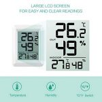thermomètre intérieur extérieur maison sans fil TOP 11 image 2 produit