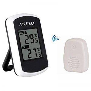 thermomètre intérieur extérieur sans fil TOP 3 image 0 produit