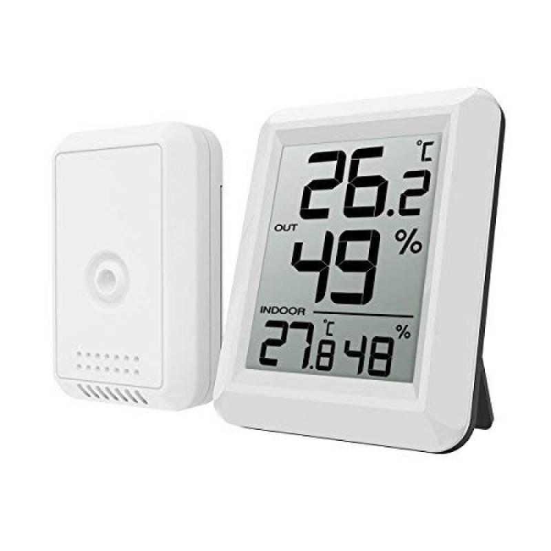 Votre meilleur comparatif de : Thermomètre intérieur