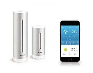 thermomètre intérieur wifi TOP 4 image 0 produit