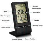 thermomètre station météo TOP 3 image 1 produit