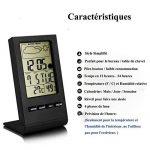 thermomètre station météo TOP 3 image 4 produit