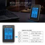 thermomètre station météo TOP 4 image 3 produit