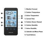 thermomètre station météo TOP 6 image 1 produit