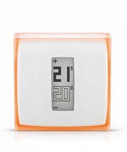 Thermostat Connecté pour chaudière individuelle - Netatmo by Starck de la marque Netatmo image 0 produit