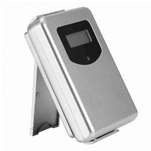 Topker 433MHz sans fil Station météo avec température prévisionnelle numérique thermomètre hygromètre Capteur d'humidité de la marque Topker image 0 produit