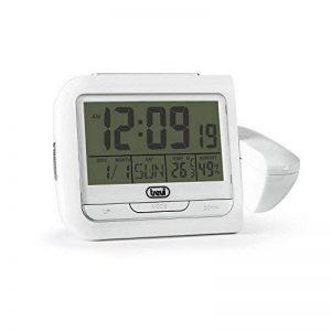 Trevi PJ 3027 Réveil et Station météo projection heure blanc de la marque Trevi image 0 produit