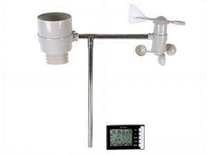 VSE 167053Station météo sans fil avec horloge DCF et capteur extérieur de la marque VSE image 0 produit