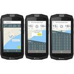 WEZR Station Météo Portable - Capteur Nomade Connecté - Prévision Hyper Localisée - Bluetooth - App iOS Android de la marque WEZR image 1 produit